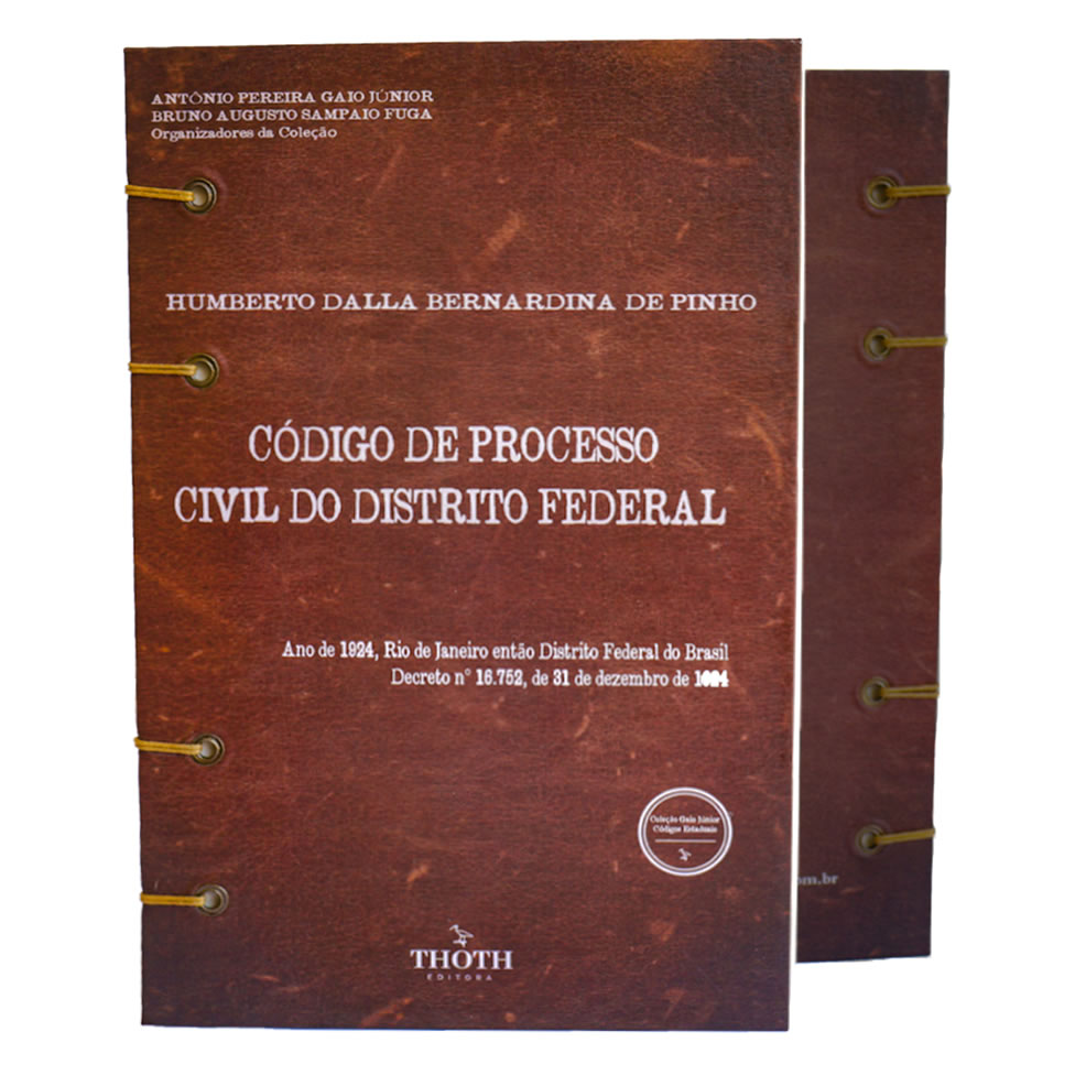 Código de Processo Civil do Distrito Federal