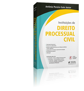Institutions de Droit Procédural Civil - 4e Édition